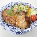 料理メニュー写真タイ風ローストチキン(ガイヤーン)