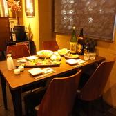 移動可能なので、最大36名様までご宴会かのうです!テーブル、椅子はこだわりのデザイナーズ家具!テーブル席でも時間を忘れてゆったりくつろげます★ 空席の確認は 050-5265-3315 まで!!