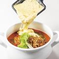 料理メニュー写真太陽のチーズラーメン WITH 香るスモーキーチーズ