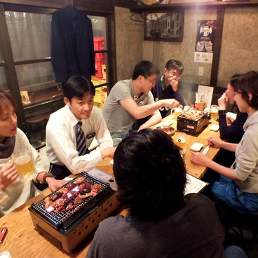 名古屋柳橋のりのり酒場の雰囲気1
