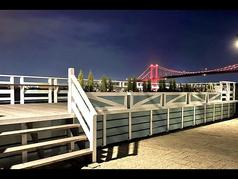 グランピング若戸大橋の雰囲気1