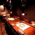 24名様までの優雅な完全個室。ご宴会におすすめ☆