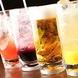 単品飲み放題もOK♪生ビール含む40種が2H飲み放題!