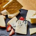 料理メニュー写真チーズ3種の盛り合わせ/チーズ5種の盛り合わせ