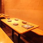 【3~5名様用テーブル-2-】小規模でのご宴会やお食事に。