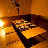 池袋の完全個室でゆったり歓迎会・飲み会・誕生日会