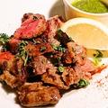 料理メニュー写真イベリコ豚ハラミのグリル
