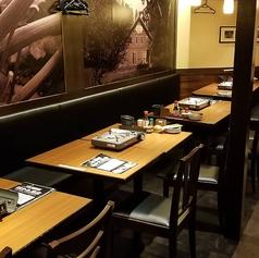 はかたの鉄板焼肉 BBQ 西川口店の雰囲気1