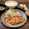 厚切り豚ロース生姜焼き定食