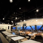 Frame cafe フレームカフェ デックス東京ビ-チの雰囲気2