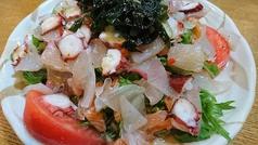 料理メニュー写真浜太郎海鮮サラダ