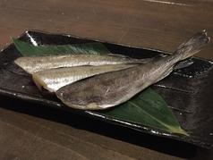 こまい焼(氷下魚 3尾)