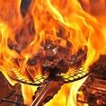 名古屋コーチン炭火焼新鮮な名古屋コーチンのモモ肉のみを使用しておりますので、数に限りがございます。また、日によってご提供できない場合もございますのでご了承ください。