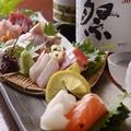 料理メニュー写真鮮魚盛り合わせ(2人前)