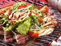 料理メニュー写真鮮魚のカルパッチョ単品