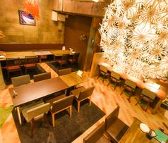 ブラッスリー セルポワ brasserie selpoixの雰囲気1