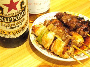 串焼き なかみちのおすすめ料理1