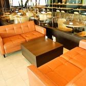 Frame cafe フレームカフェ デックス東京ビ-チの雰囲気3