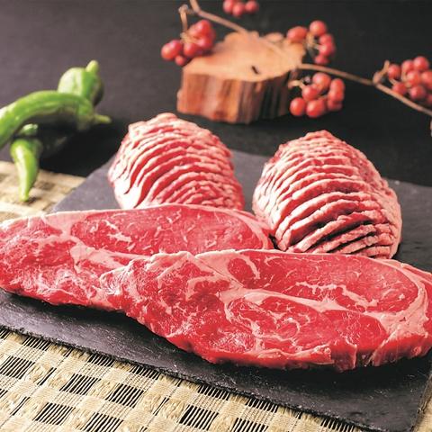 鮮度抜群な柔らかお肉が食べ放題!定額制で★サイドメニューの充実度にも驚き!