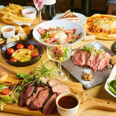 肉とチーズ 新横浜バル横丁style 新横浜店のコース写真