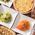【自由が丘】ラパウザは気軽に入れるイタリアンレストランです。自慢のピッツァは高温窯で焼き上げおりますので、イタリアの味を楽しめます。上質なパスタ、チーズにオリーブオイル、イタリア直輸入のトマトを使ったソースなど、本場の素材を味わえます。パーティーコースは、リーズナブルな価格でご利用いただけます。