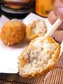 料理メニュー写真鶏のクリームコロッケ