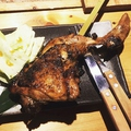 料理メニュー写真イロリの山賊焼き