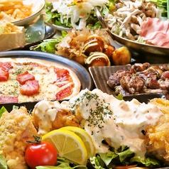 個室 食べ飲み放題 華しずく 宮崎店の特集写真