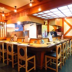 釧路すし酒場 笑楽 しょうらく 白石店の雰囲気1
