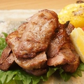 料理メニュー写真仙台厚切り牛タン焼き