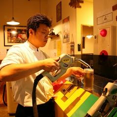 堺筋本町給油所 1号店の写真