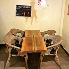 2~4名様テーブル