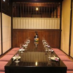 大人な宴会やご家族でのお誕生日などをお祝い等で。毎日仕入れる博多の旨いもんを取り揃えた豊富なメニューと、プレミアム焼酎、地酒、本場直送ワインからカクテルまで、豊富な旨い酒も取りそろえております。