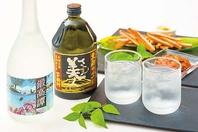 いも・紫蘇焼酎・日本酒もあります♪