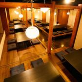 隠れ家個室居酒屋 伸輔 知立店の雰囲気3