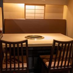 肉屋の本格焼肉 和平 東福山店の雰囲気1