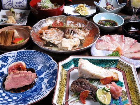 【なごみ夜膳コース】4000円※飲み放題は別となります。