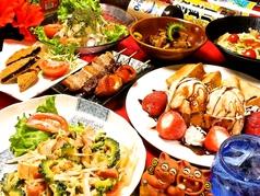 沖縄風居酒屋 絆のコース写真