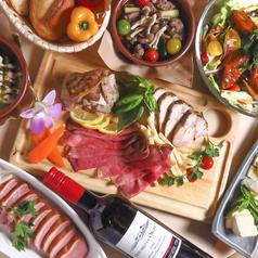 個室で肉バル お肉で宴会 所沢プロぺ通り店の特集写真