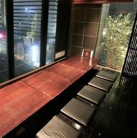 京の町屋を感じさせる大人の隠れ家個室でご宴会を♪