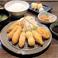 串カツ定食 7本