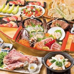 魚鮮水産 出雲市駅南口店のコース写真