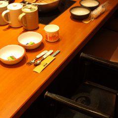 お子様も大歓迎!お子様用のイス、お皿、コップなどご用意しています!