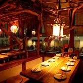 立川の夜景を見下ろしながら沖縄料理♪