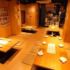 三是 市場仲間 西新宿店の雰囲気1