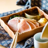 鮮魚や地鶏などおすすめの逸品