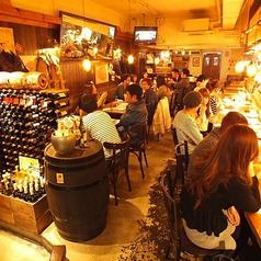 袋町ワイン食堂 LE JYAN JYAN ル ジャンジャンの雰囲気1