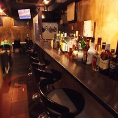 Bar CLO2 シロクロの写真