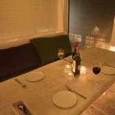 テーブルでワイワイお食事を召し上がれ♪