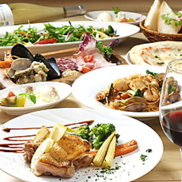 イタリアン&バール アルバータのおすすめ料理1